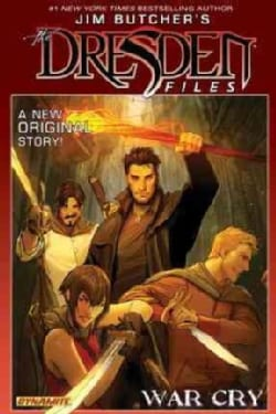 Jim Butcher's the Dresden Files 1: War Cry (Hardcover)