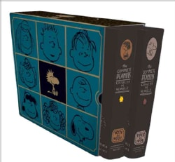 The Complete Peanuts 1971-1974 Box Set (Hardcover)