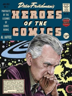 Heroes of the Comic (Hardcover)