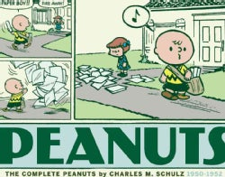 The Complete Peanuts 1950-1952 (Paperback)