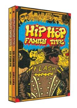 Hip Hop Family Tree 1970s-1983