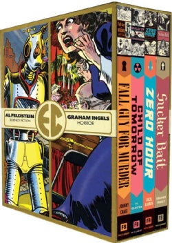 The EC Library 5-8 (Hardcover)