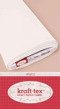 Kraft-Tex Bolt 19-Inch X 10 Yards, White (Other book format)