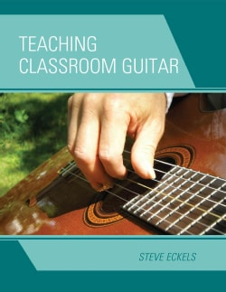 Teaching Classroom Guitar (Paperback)