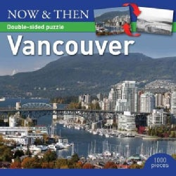 Vancouver Puzzle: Now & Then: 1000 Pieces (General merchandise)