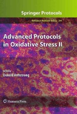 Advanced Protocols in Oxidative Stress II (Hardcover)