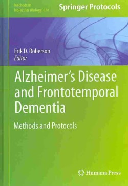 Alzheimer's Disease and Frontotemporal Dementia (Hardcover)