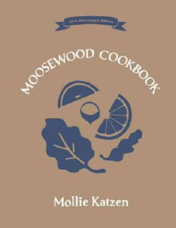 The Moosewood Cookbook (Hardcover)