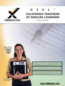 CTEL California Teachers of English Learners (Paperback)