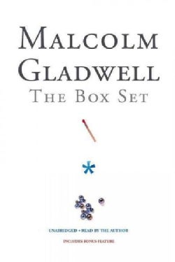 Malcolm Gladwell Box Set: Outliers, Blink, the Tipping Point (CD-Audio)