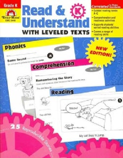 Read & Understand With Leveled Texts, Grade K (Paperback)