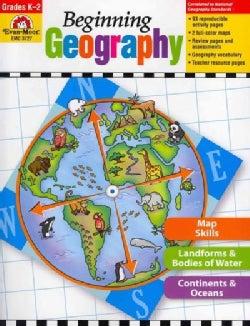 Beginning Geography: Grades K-2 (Paperback)