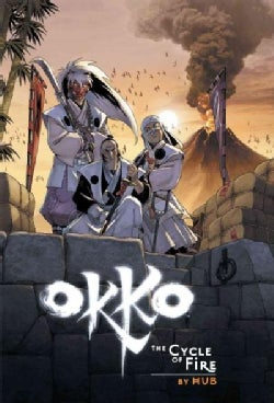Okko 4: The Cycle of Fire (Hardcover)