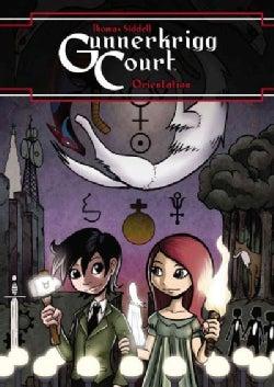 Gunnerkrigg Court 1: Orientation (Paperback)