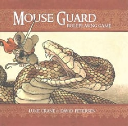 Mouse Guard Roleplaying Game (Hardcover)