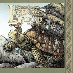 Mouse Guard 3: Legends of the Guard (Hardcover)