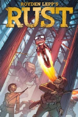 Rust 0: The Boy Soldier (Paperback)