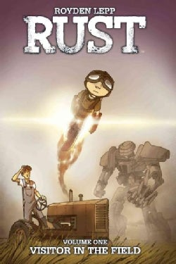 Rust 1: Visitor in the Field (Paperback)