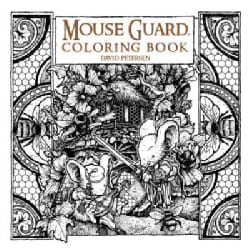 Mouse Guard: Coloring Book (Paperback)