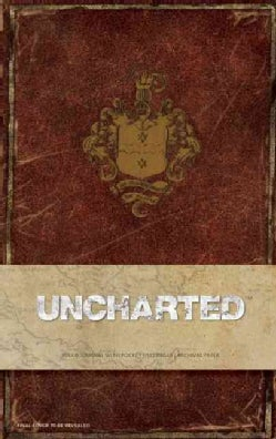 Uncharted Ruled Journal (Notebook / blank book)
