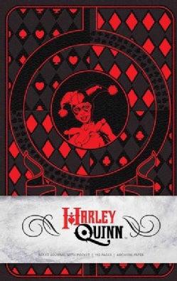 Harley Quinn Ruled Journal (Notebook / blank book)