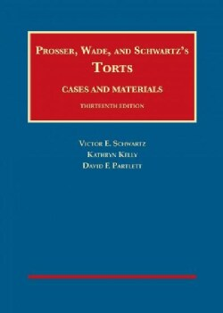 Torts, Cases and Materials (Hardcover)