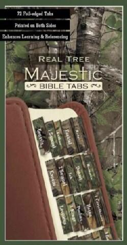 Majestic Bible Accessories, Camo Version: Bible Tabs (Organizer)