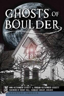 Ghosts of Boulder (Paperback)