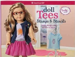 Doll Tees and Tanks: Create Designs That Are Sure to Shine! (Toy)