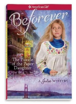 The Puzzle of the Paper Daughter (Paperback)