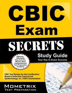 CBIC Exam Secrets: CBIC Test Review for the Certification Board of Infection Control and Epidemiology, Inc. (CBIC... (Paperback)