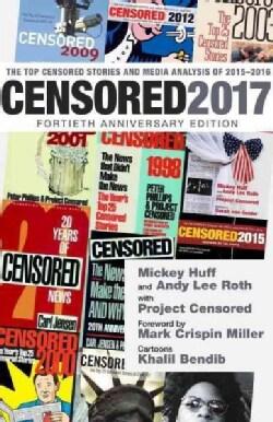 Censored 2017 (Paperback)