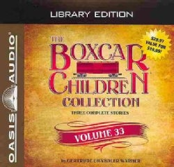 The Boxcar Children Collection: The Radio Mystery / The Mystery of the Runaway Ghost / The Finders Keepers Mystery... (CD-Audio)