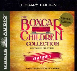 The Boxcar Children Collection: Benny Uncovers a Mystery / The Haunted Cabin Mystery / The Deserted Library Myster... (CD-Audio)