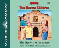 The Mystery at the Alamo: Library Edition (CD-Audio)