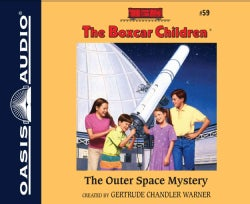 The Outer Space Mystery: Library Edition (CD-Audio)
