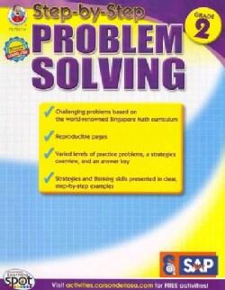 Step-by-Step Problem Solving, Grade 2 (Paperback)