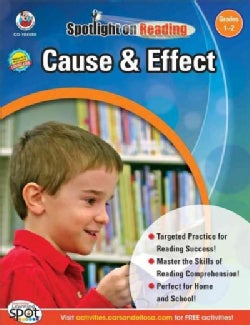 Cause & Effect, Grades 1-2 (Paperback)