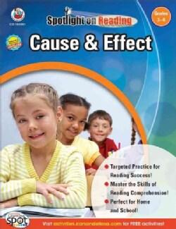 Cause & Effect, Grades 3-4 (Paperback)