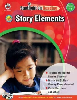 Story Elements, Grades 1-2 (Paperback)