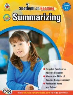 Summarizing: Grades 3-4 (Paperback)