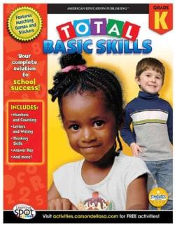 Total Basic Skills, Grade K (Paperback)