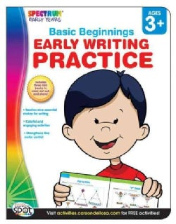 Early Writing Practice, Grades Preschool - K (Paperback)