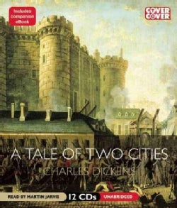 A Tale of Two Cities: Includes Companion Ebook (CD-Audio)