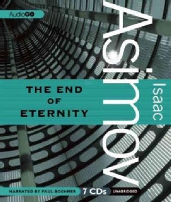 The End of Eternity (CD-Audio)
