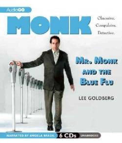 Mr. Monk and the Blue Flu (CD-Audio)