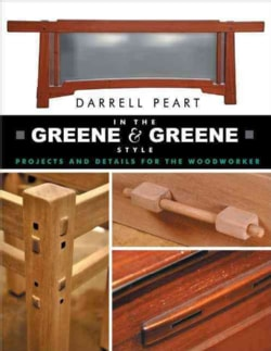 In the Greene & Greene Style: Projects and Details for the Woodworker (Paperback)