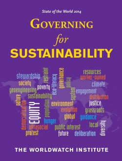 State of the World 2014: Governing for Sustainability (Paperback)