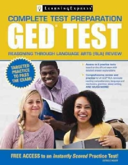 Ged Test Reasoning Through Language Arts Rla Review (Paperback)