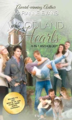 Woodland Hearts: A 4-in-1 Anthology (Paperback)